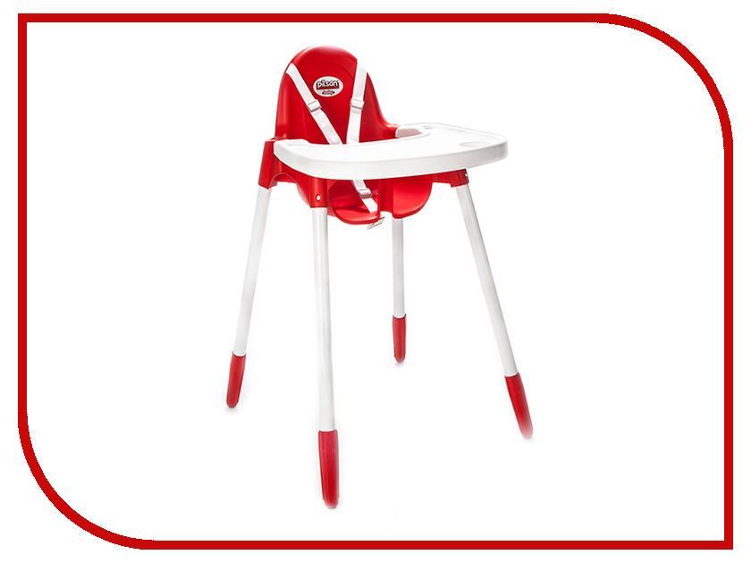 Здесь можно купить Elegance Red  Стул Pilsan Elegance Red 07-498 стулья для кормления
