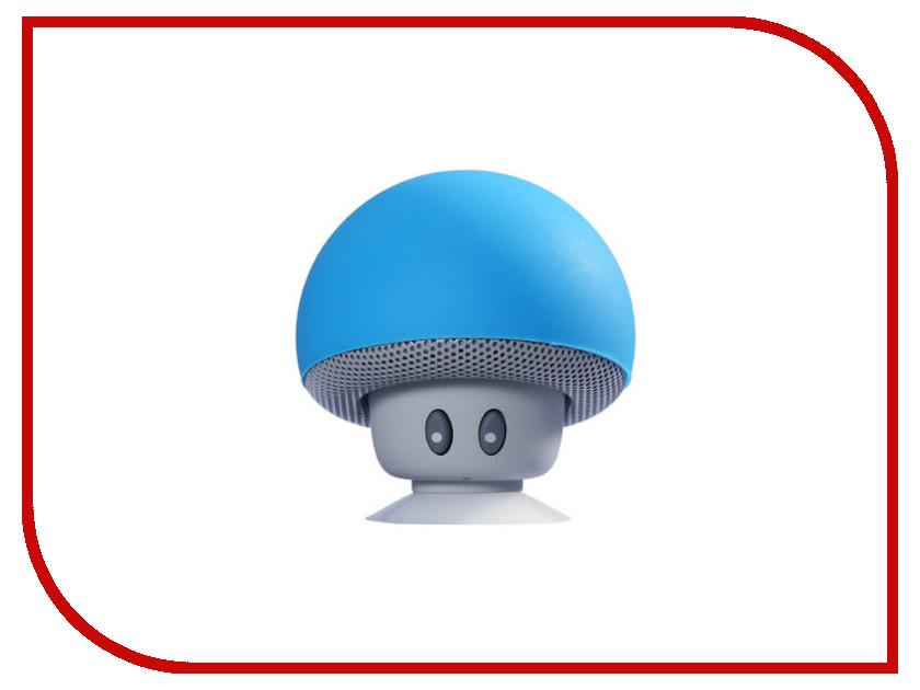 Колонка Iconik Гриб Dark Blue SPB-MUSHRDB колонка iconik мишка pb bm6 bear