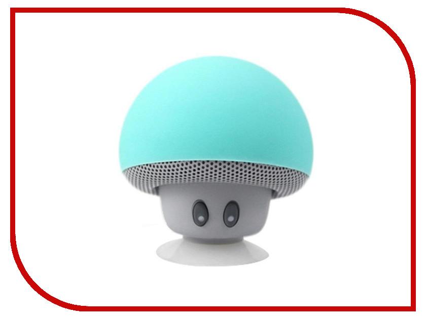 Колонка Iconik Гриб Light Blue SPB-MUSHRLB
