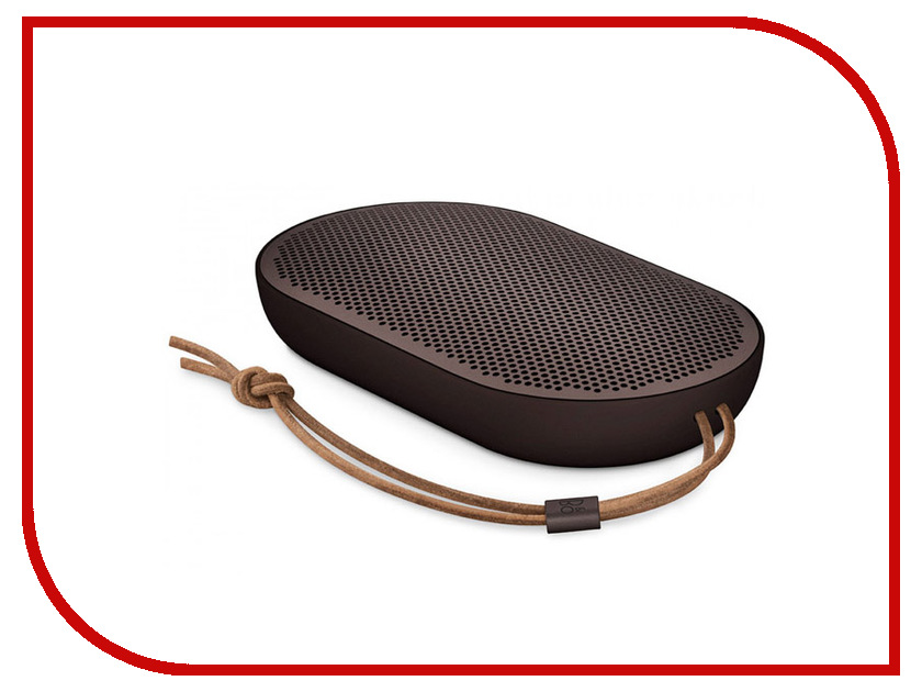 Колонка Bang & Olufsen BeoPlay P2 Umber колонка bang & olufsen beoplay a2 active natural