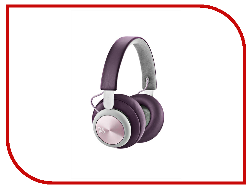 Гарнитура Bang & Olufsen BeoPlay H4 Violet колонка bang & olufsen beoplay a2 active natural