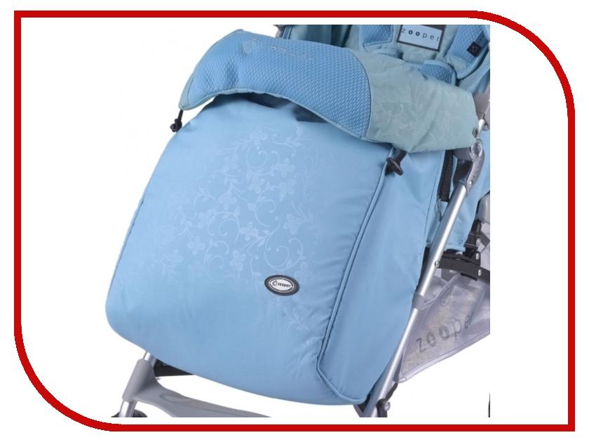 Комплект в коляску Zooper KitCyan BU822SK-108059692 прогулочные коляски zooper z9 rich