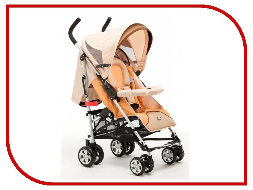 Коляска Zooper Twist Flax Brown BU822S-108058450 прогулочные коляски zooper z9 rich