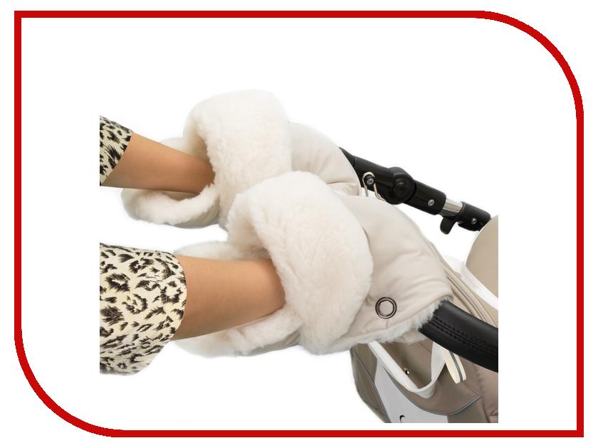 Муфта для коляски Esspero Christer (натуральная шерсть) Beige 51222225-108063765 коляски 2 в 1 esspero discovery alu 2 в 1 шасси beige