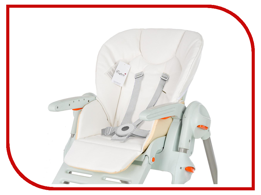 Стул Сменный чехол Esspero для стульчика Chicco Polly White RV512264-108068291 зимние конверты esspero heir