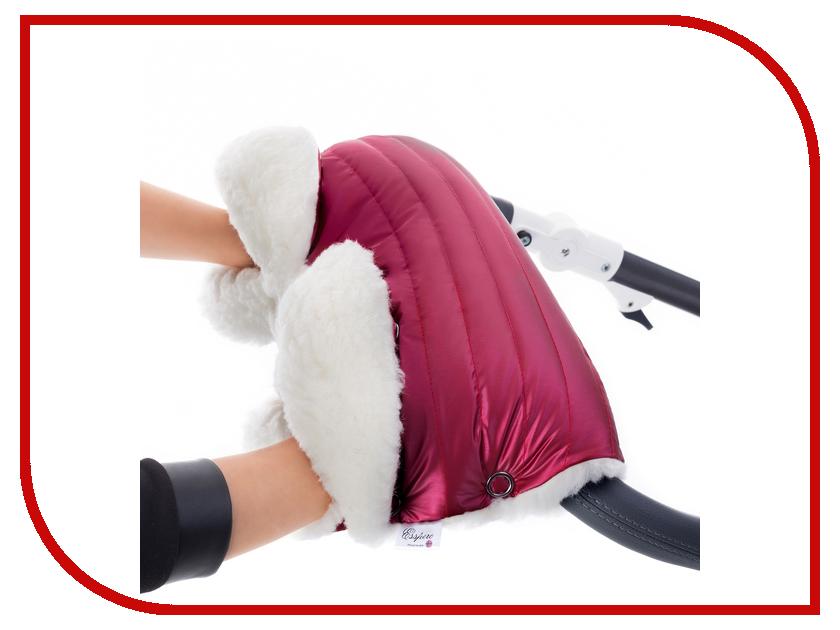 Муфта для коляски Esspero Soft Fur Lux (натуральная шерсть) Ruby RV51260020-108073463 москитные сетки esspero canopy lux