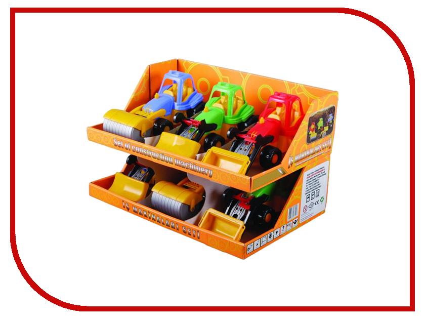Игрушка Pilsan Heavy Duty 06-529 грузовик pilsan delta truck цвет зеленый 06 506
