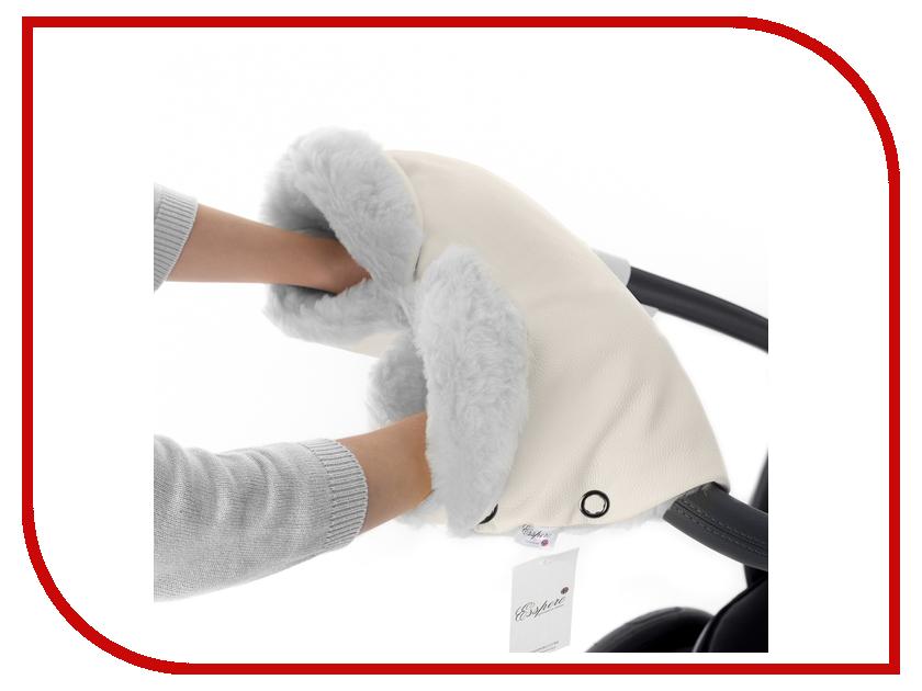 Муфта для коляски Esspero Ingrid (овечья шерсть) Beige 51283378-108073478