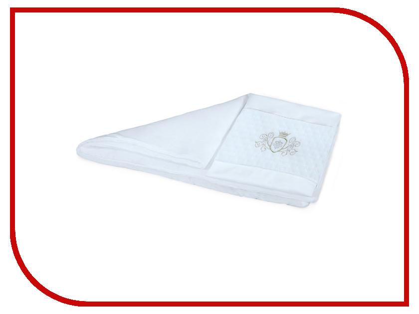 Комплект постельного белья в коляску Esspero Conny Crown Blue RV514222-108068060 матрас универсальный в коляску esspero baby cotton linear 108068282