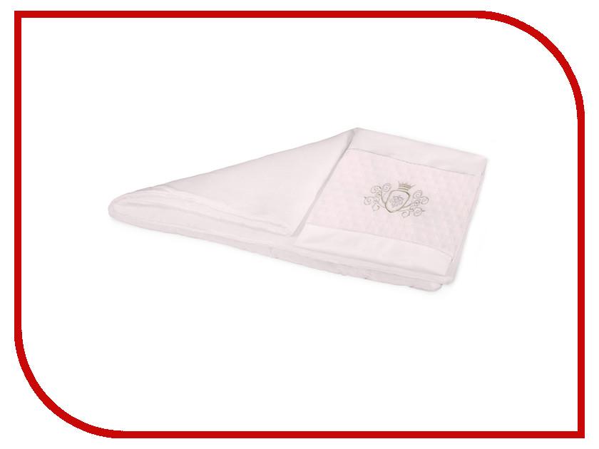 Комплект постельного белья в коляску Esspero Conny Crown Pink RV514222-108068061 матрас универсальный в коляску esspero baby cotton linear 108068282