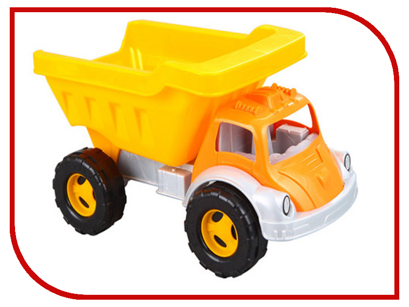 Машина Pilsan Truva Truck Orange 06-612