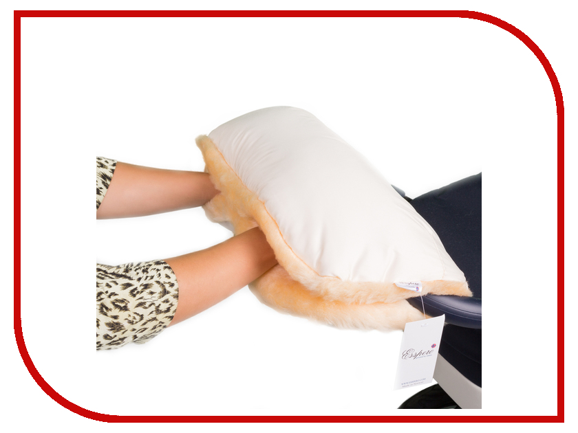 Муфта для коляски Esspero Diaz (натуральная шерсть) Beige RV51257-108058220 коляски 2 в 1 esspero discovery alu 2 в 1 шасси beige