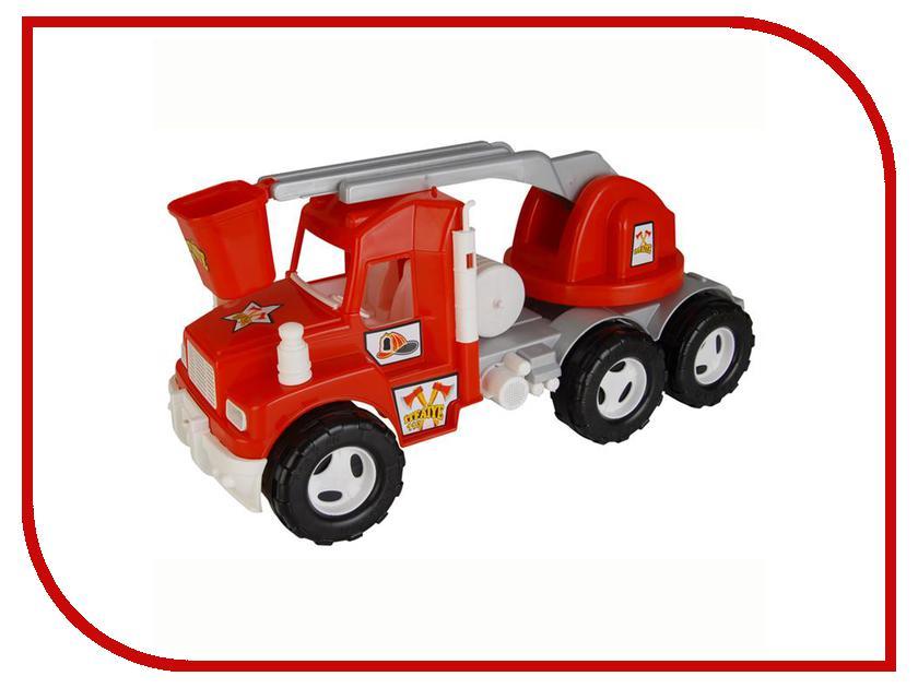 Игрушка Pilsan Пожарная машина 06-613 Red hti пожарная машина roadsterz