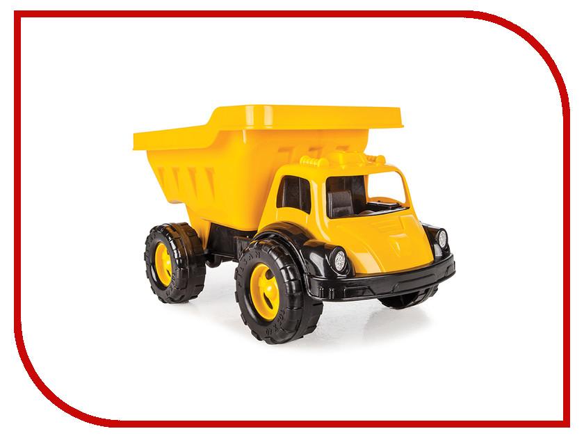 Игрушка Pilsan Truva Yellow 06-615 грузовик pilsan delta truck цвет зеленый 06 506