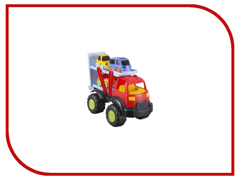 Игрушка Pilsan Power Red 06-512 грузовик pilsan delta truck цвет зеленый 06 506