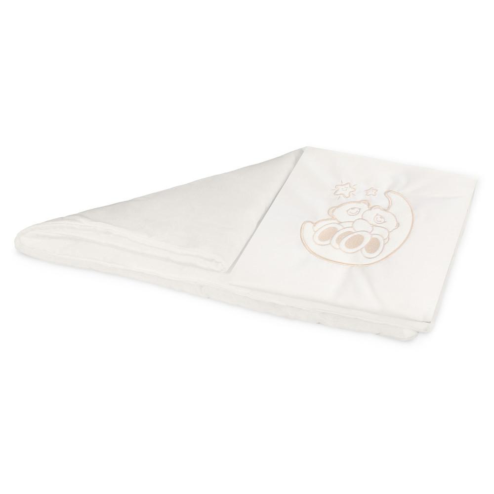 Комплект постельного белья в коляску Esspero Lui Мишки на луне Milk RV51422-109424