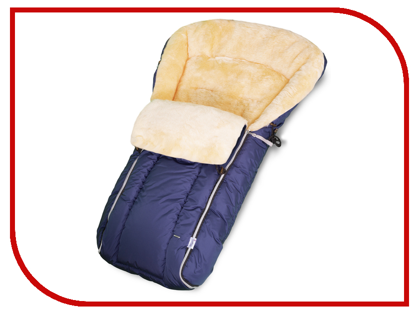 Конверт в коляску Esspero Lukas (натуральная шерсть) Navy RV51247-108058186 матрас универсальный в коляску esspero baby cotton big star 108068281