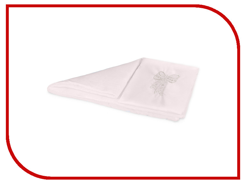 Комплект постельного белья в коляску Esspero Lui Бант Pink RV51422-108068083 конверт в коляску esspero maris plus red
