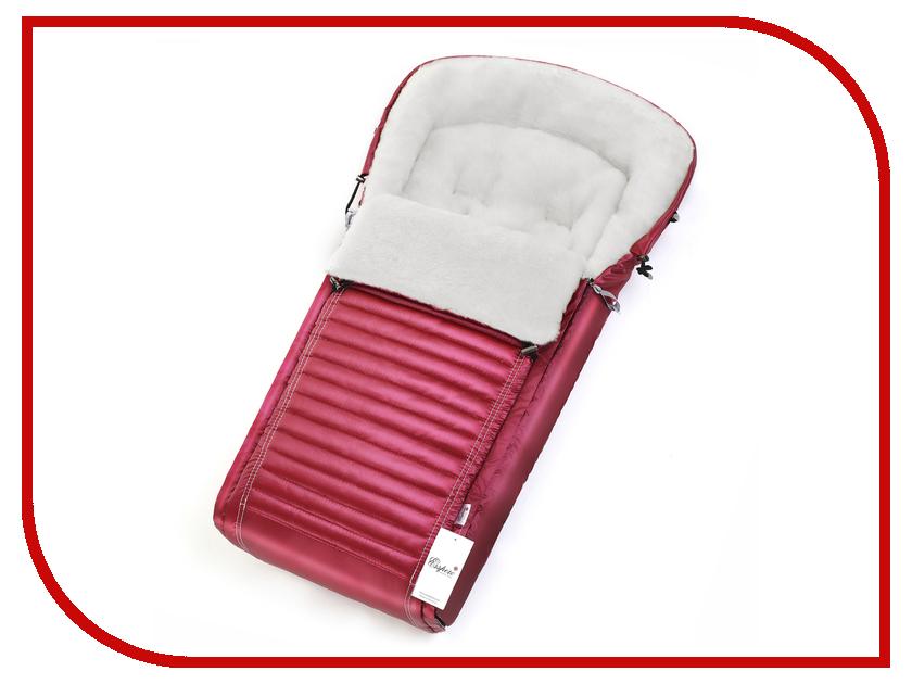 Конверт в коляску Esspero Markus (натуральная шерсть) Ruby RV51244030-108073444 матрас универсальный в коляску esspero baby cotton linear 108068282