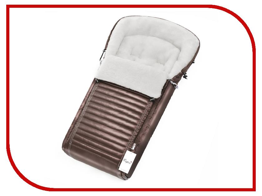 Конверт в коляску Esspero Markus (натуральная шерсть) Mocca RV51244030-108073443 матрас универсальный в коляску esspero baby cotton linear 108068282