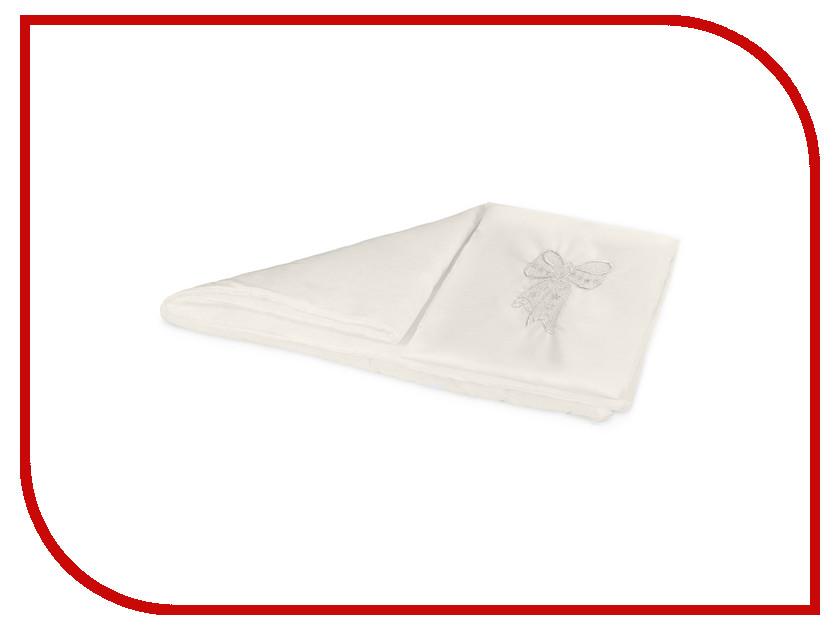 Комплект постельного белья в коляску Esspero Lui Бант Milk RV51422-108068092 матрас универсальный в коляску esspero baby cotton linear 108068282