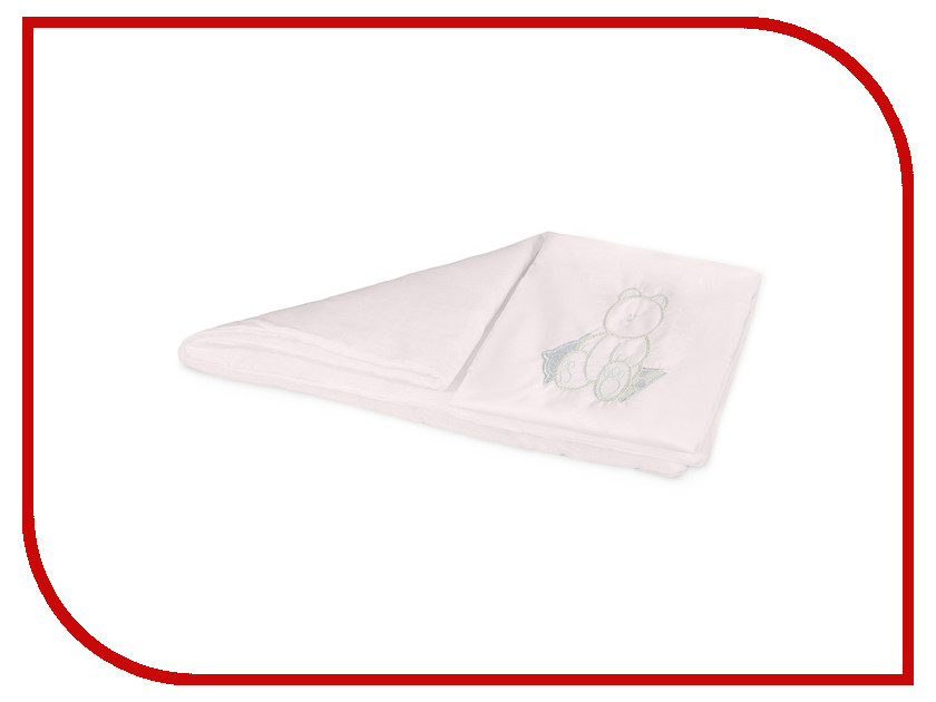 Комплект постельного белья в коляску Esspero Lui Мишка Pink RV51422-108068100 матрас универсальный в коляску esspero baby cotton linear 108068282