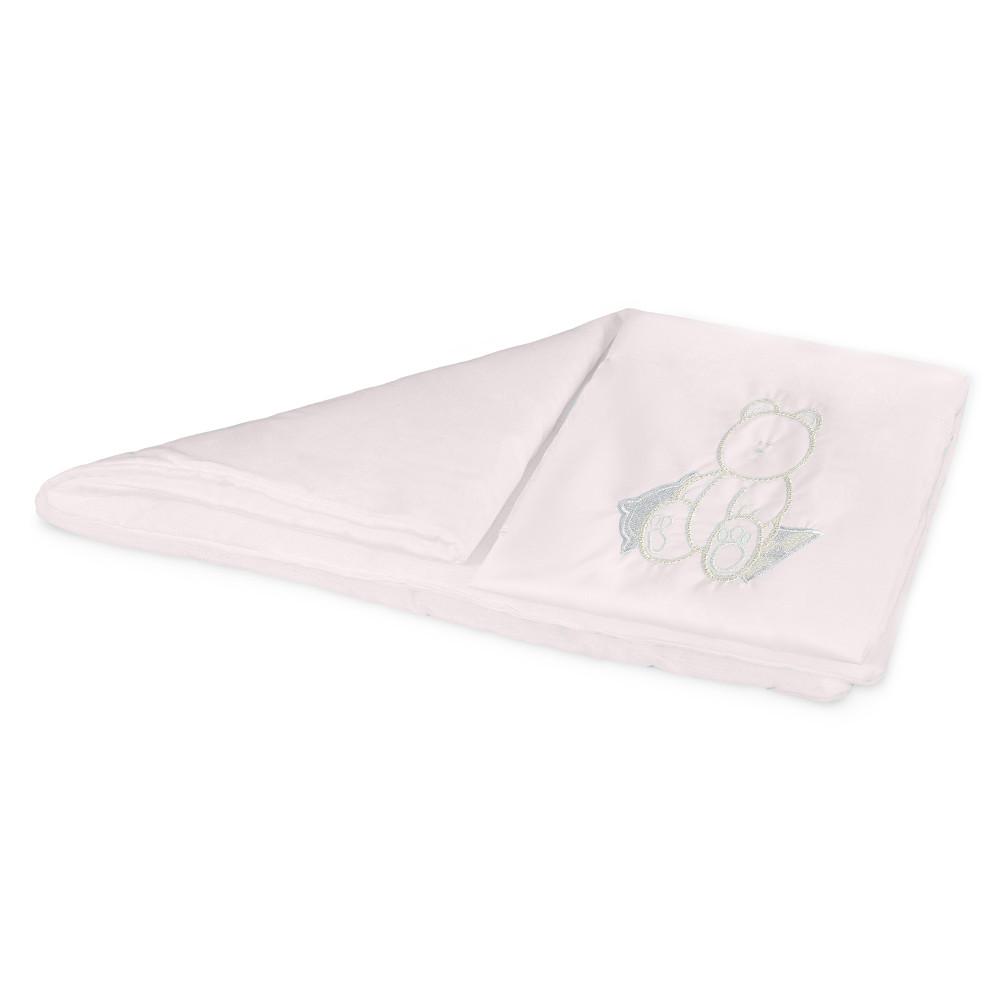 Комплект постельного белья в коляску Esspero Lui Мишка Pink RV51422-108068100