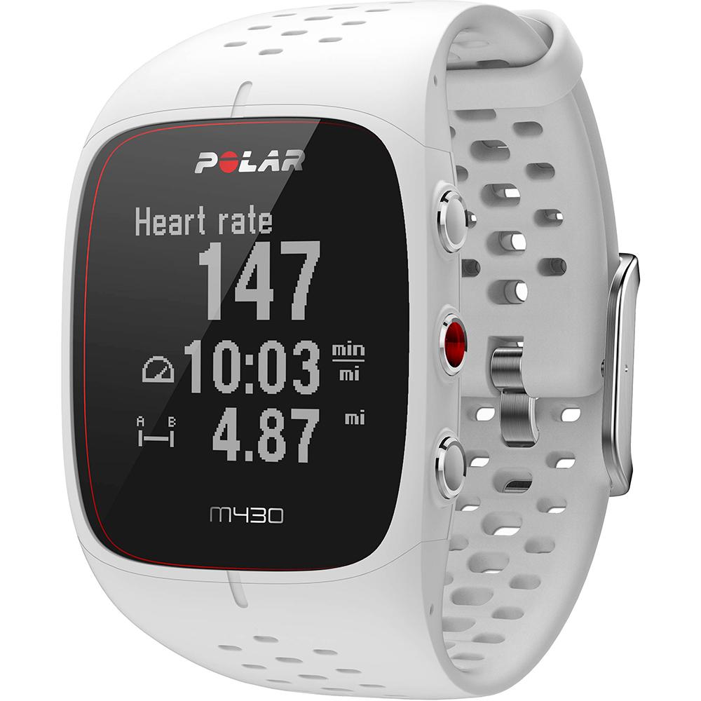 Часы Polar M430 White 90064407