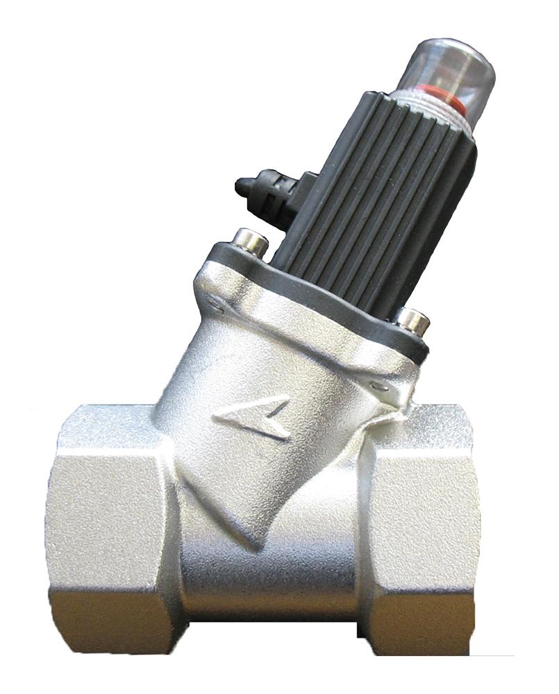 Электромагнитный газовый клапан Кенарь GV-80 1/2 дюйма