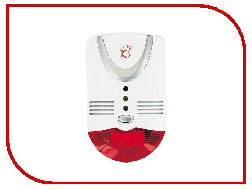 Аксессуар Кенарь GD100-C (угарный газ) - сигнализатор загазованности сигнализатор поклевки hoxwell hl57 с пейджером