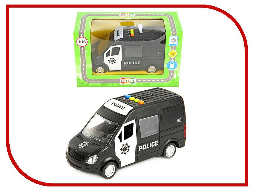Игрушка Drift Полиция 57248 drift машина фрикционная
