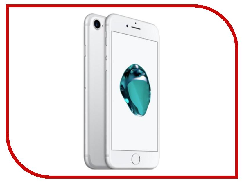 Сотовый телефон APPLE iPhone 7 - 128GB Silver FN932RU/A восстановленный сотовый телефон htc u11 128gb silver 99hamb079 00