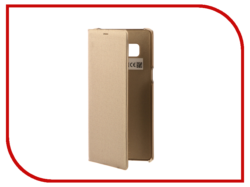 Аксессуар Чехол Samsung Galaxy Note 8 LED View Cover Gold EF-NN950PFEGRU аксессуар чехол samsung galaxy note 7 n930 leather cover black ef vn930lbegru