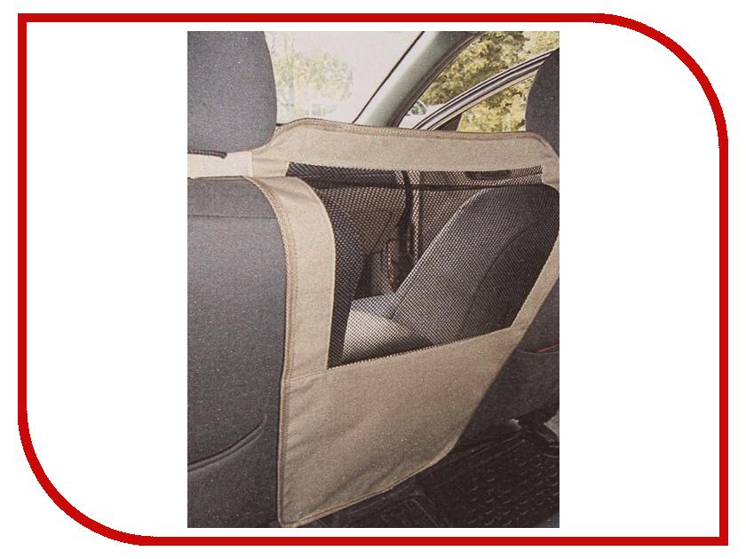 AvtoPoryadok Защитная перегородка между передних сидений Beige S17308Be сайлентблоки передних рычагов пассат б3