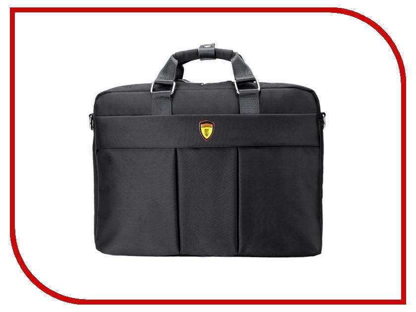 Аксессуар Сумка 15-16-inch Jet.A LB16-76 Black аксессуар сумка 15 6 inch deluxe dlnb 604b n15 6 black