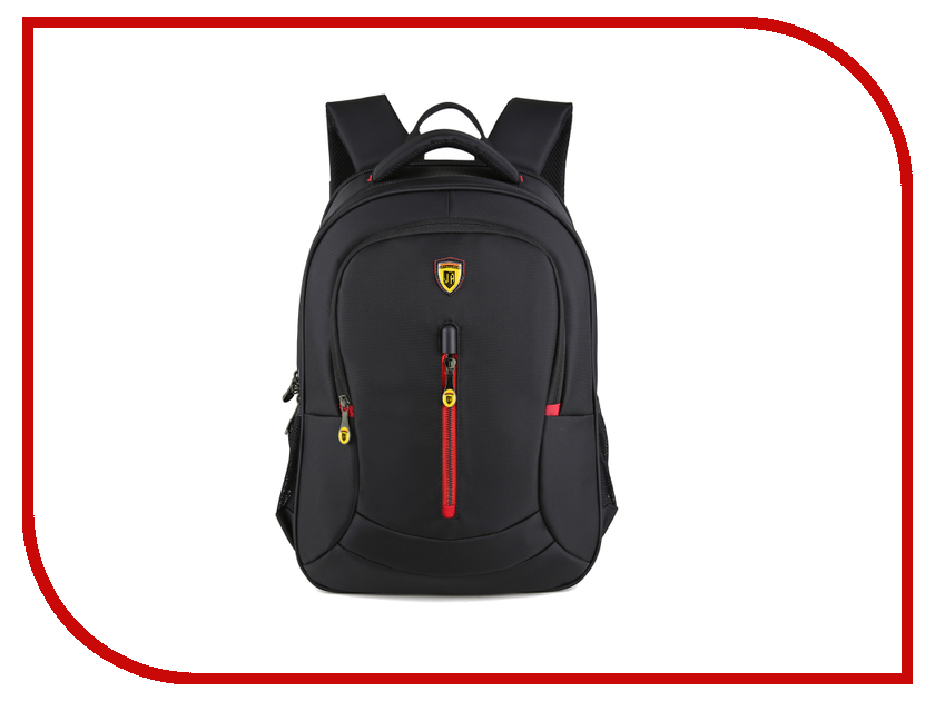 Рюкзак Jet.A 16-inch LPB16-46 Black