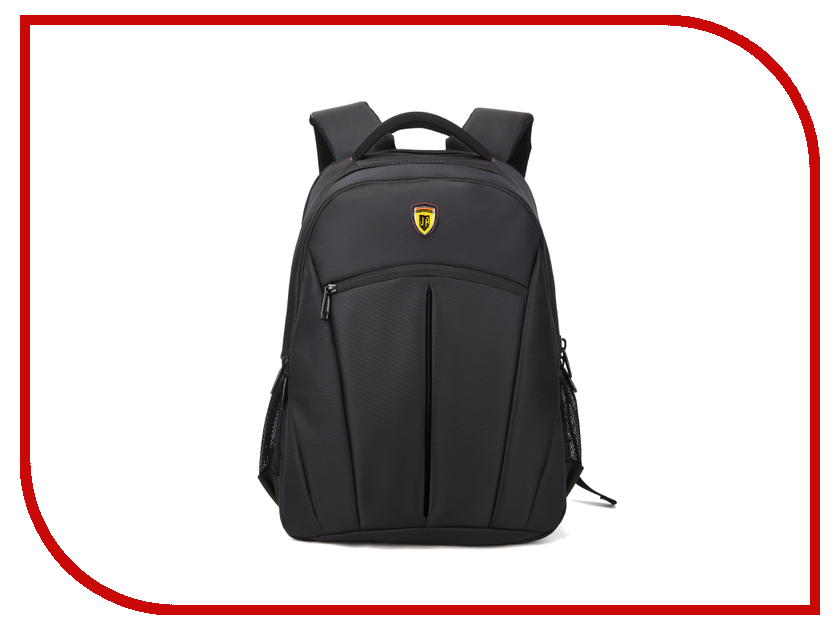 Рюкзак Jet.A 17.3-inch LPB17-60 Black рюкзак case logic 17 3 prevailer black prev217blk mid