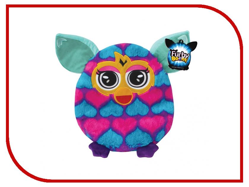 Игрушка 1Toy Подушка Furby сердце Т57474 furby рюкзак 35 см в полоску 1toy