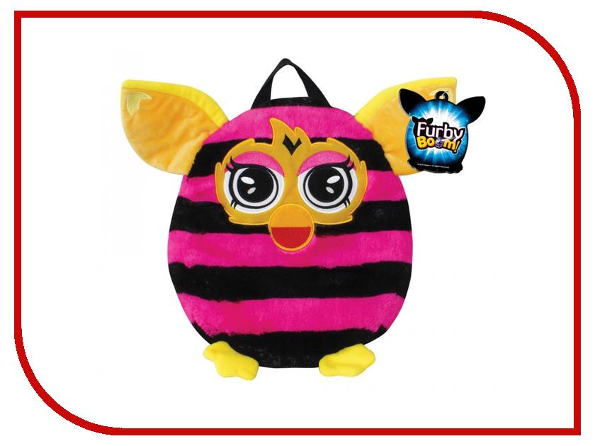 Игрушка 1Toy Рюкзак Furby в полоску Т57477 furby рюкзак 35 см в горошек 1toy