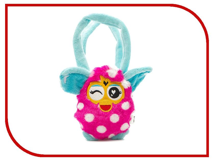 Игра 1Toy Сумочка Furby горох Т57553 furby сумочка 12 см волна 1toy