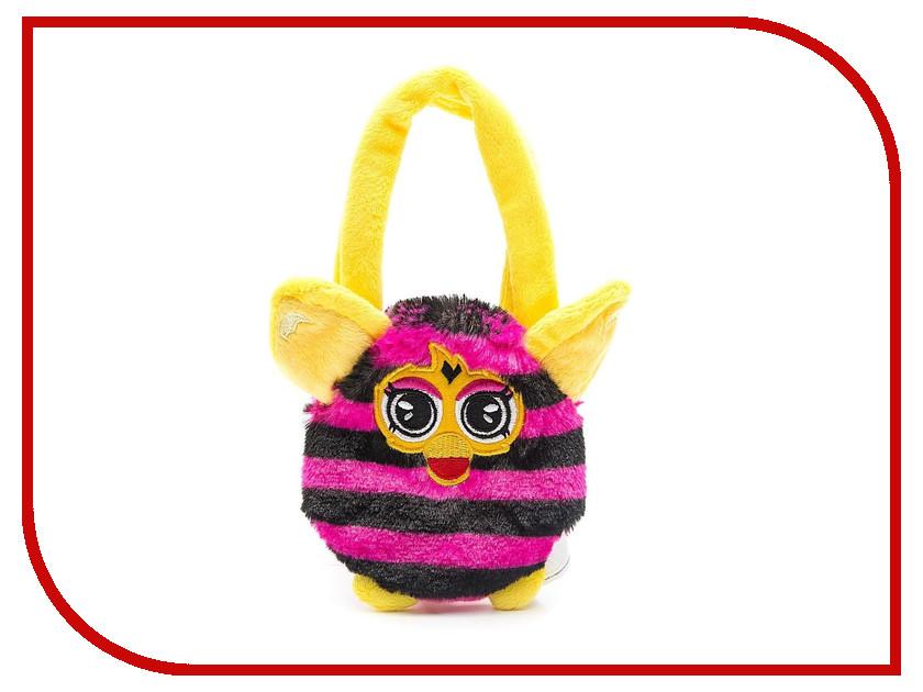 Игра 1Toy Сумочка Furby в полоску Т57555 furby сумочка 12 см волна 1toy
