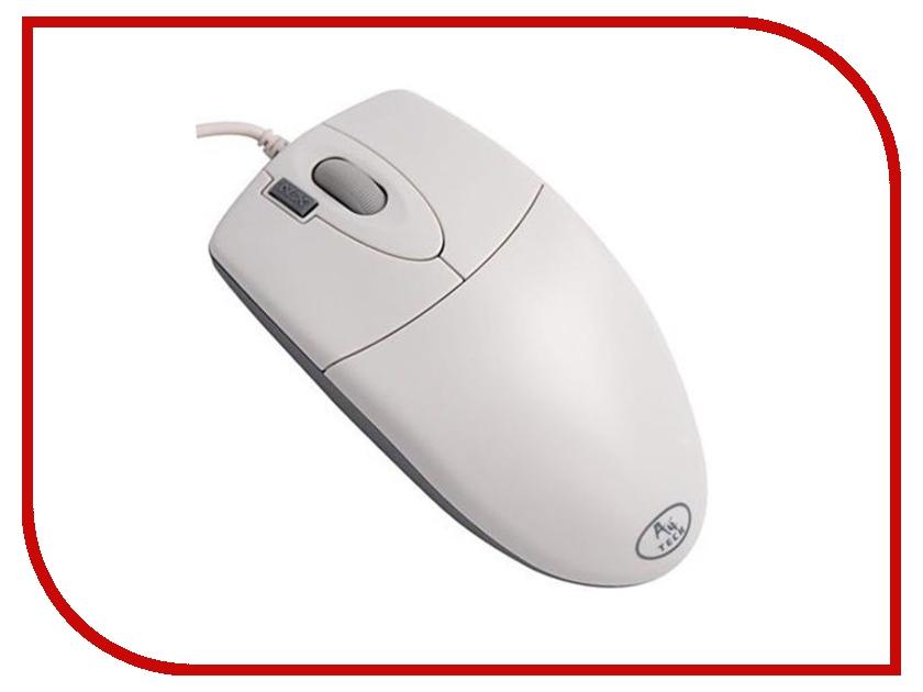 Мышь A4Tech OP-720 USB White мышь a4tech op 620d u1 black usb
