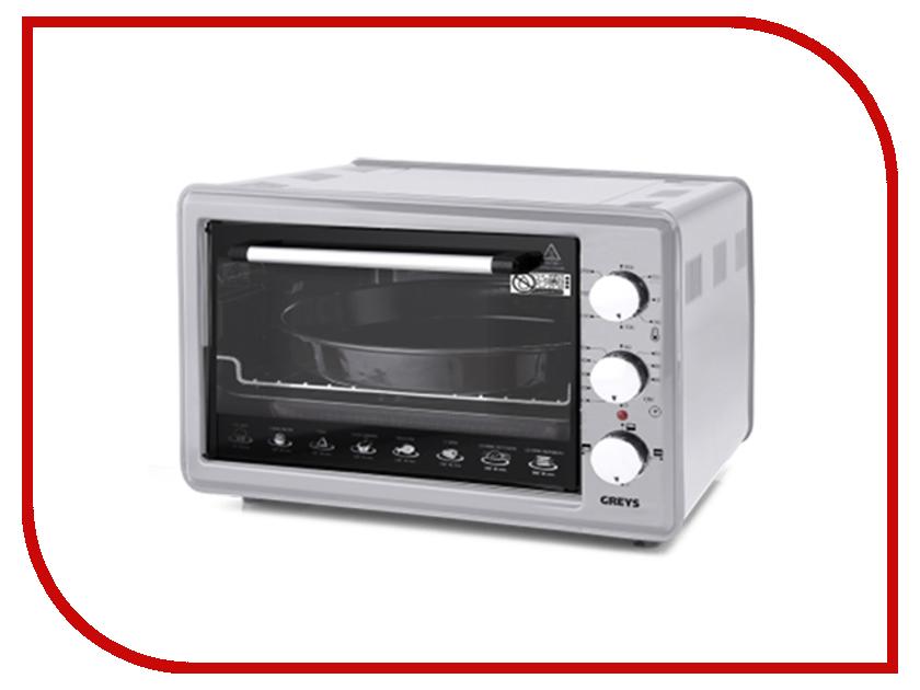 цена на Мини печь Greys RMR-4002 White