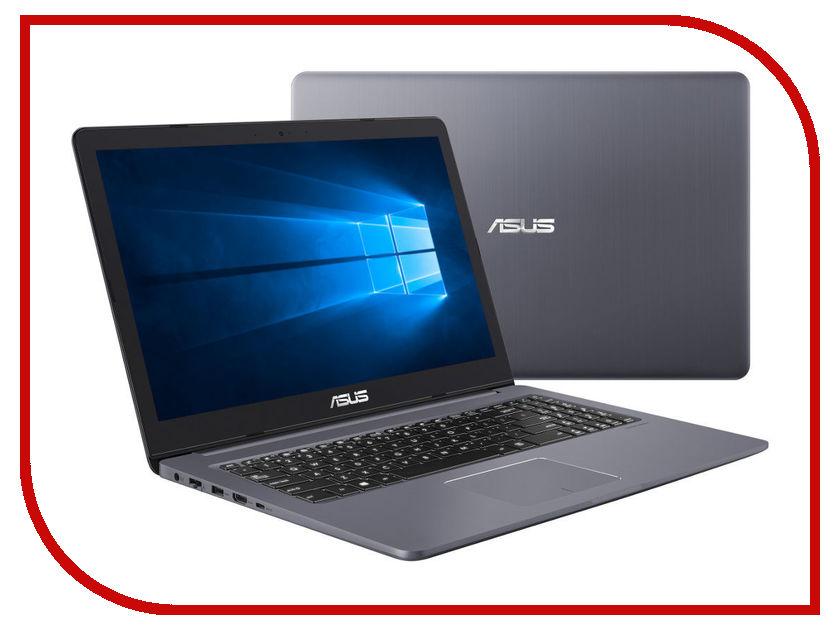 Ноутбук ASUS VivoBook Pro 15 N580VD-DM516T 90NB0FL4-M07670 (Intel Core i7-7700HQ 2.8 GHz/16384Mb/1000Gb + 128Gb SSD/No ODD/nVidia GeForce GTX 1050 4096Mb/Wi-Fi/Bluetooth/Cam/15.6/1920x1080/Windows 10 64-bit) ноутбук asus k751sj ty020d 90nb07s1 m00320