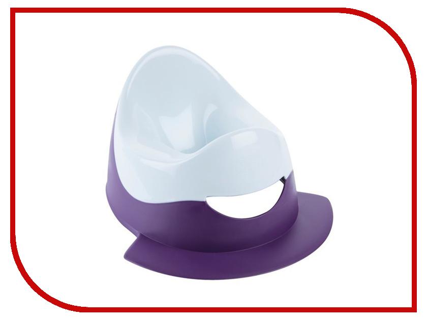 Горшок с подножкой Bebe Confort White Violet 3106201500