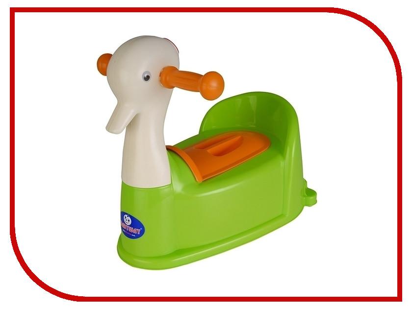 Горшок Pilsan Duck Green 07-531