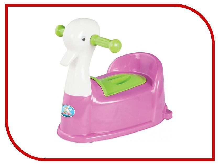 Горшок Pilsan Duck Pink 07-531