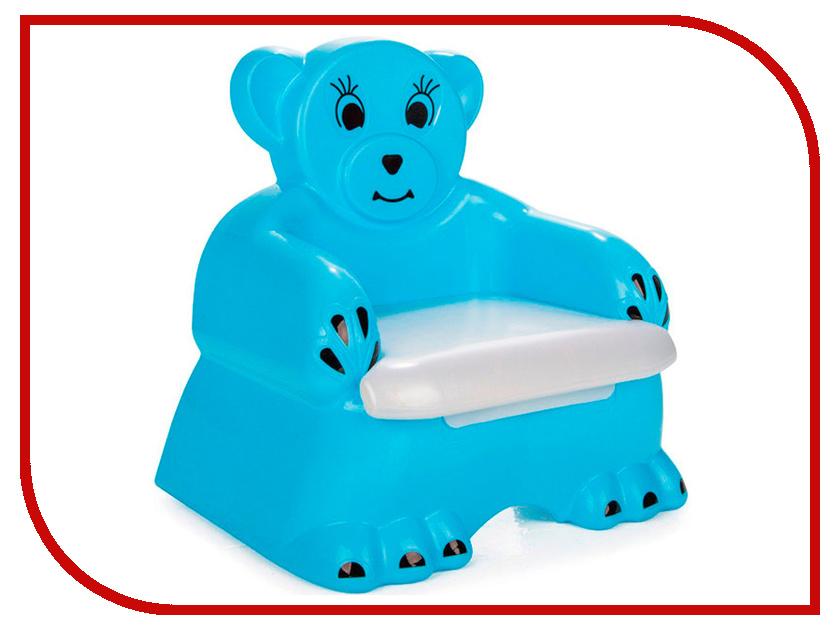 Горшок кресло Pilsan Bobo Light Blue 07-505