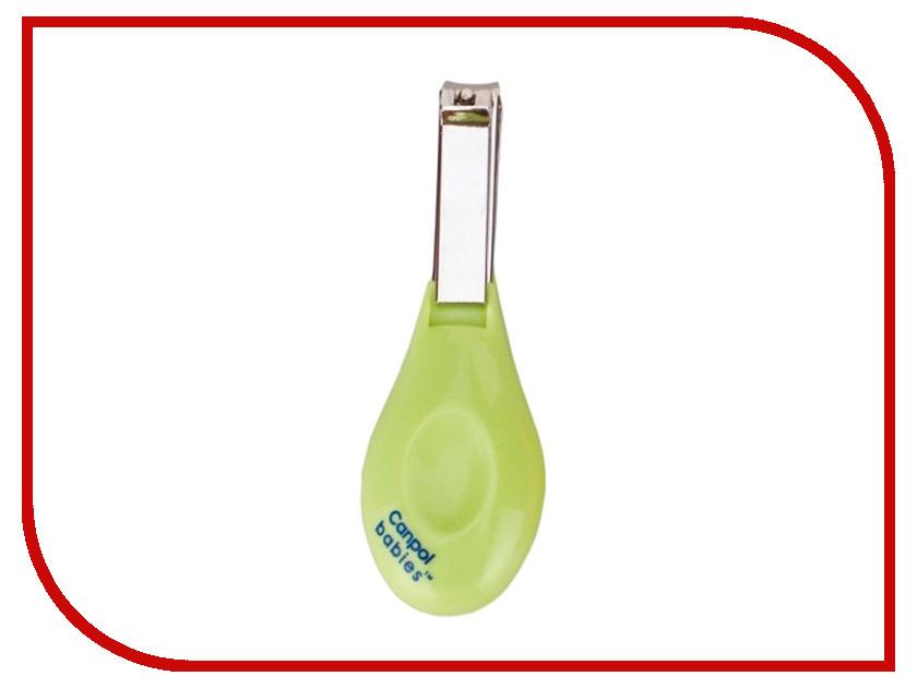 Детские ножницы Щипчики для ногтей Canpol 9/808 Light Green 250930609