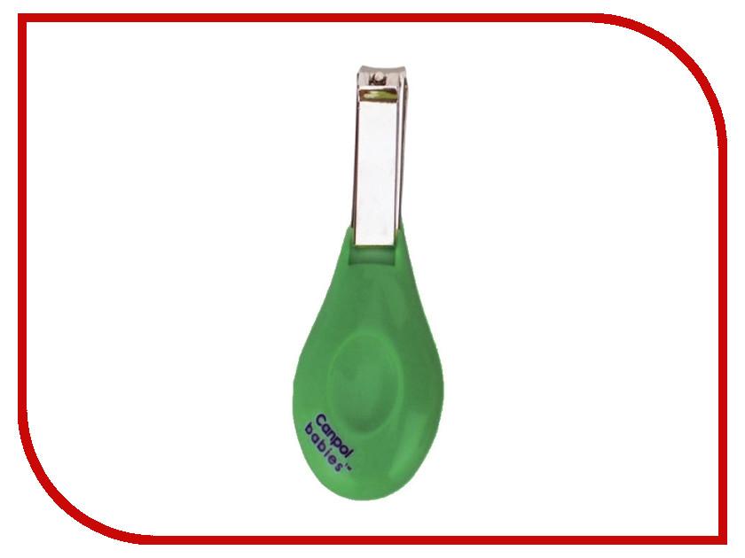 Детские ножницы Щипчики для ногтей Canpol 9/808 Green 250930605